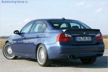 Спойлер ALPINA для BMW E90 3-серия