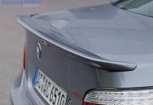 Спойлер BMW E60 5-серия