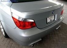 Спойлер Autotechnik для BMW E60 5-серия
