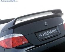 Спойлер Hamann Twin для BMW E60 5-серия