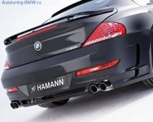 Спойлер Hamann для BMW E63 6-серия
