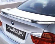 Спойлер Hamann для BMW E90 3-серия