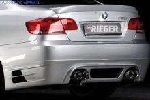 Спойлер Rieger для BMW E92 3-серия