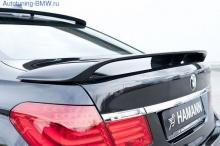 Спойлер Hamann для BMW F01 7-серия