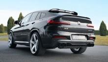 Спойлер Hamann для BMW X4 G02
