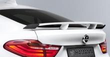 Спойлер Hamann для BMW X6 F16/X6M F86