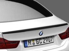 Спойлер M Performance для BMW F32 4-серия