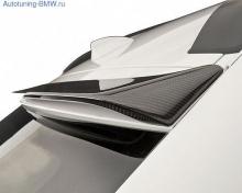 Спойлер Hamann на крышу BMW X6 E71