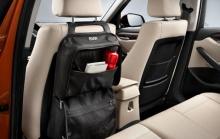 Сумка на спинку сиденья BMW