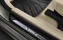 Светодиодные накладки на пороги BMW F22/M2 F87