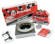 Тормозная система Brembo GT для BMW X5M F85/X6M F86