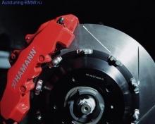 Тормозная система Hamann для BMW E60 5-серия