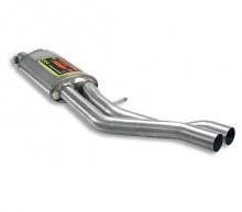 Центральный глушитель для BMW E90 3-серия