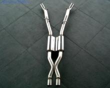 Центральный катализатор для BMW E63 6-серия