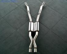 Центральный катализатор Hamann для BMW E63 6-серия