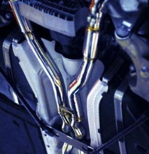 Центральный пайп для BMW M5 E60 5-серия