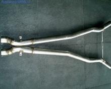 Центральный пайп для BMW M6 E63 6-серия