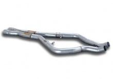 Центральный X-pipe для BMW X5 E70/X6 E71