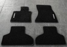 Велюровые коврики Hamann для BMW X3 G01/X4 G02