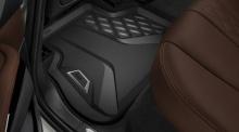 Всепогодные напольные коврики для BMW X5 G05, задние