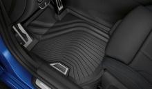 Всепогодные ножные коврики для BMW G22 4-серия, передние