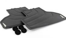 Всепогодные ножные коврики для BMW X6 F16, задние