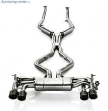 Выхлопная система Akrapovic Evolution для BMW X5M E70/X6M E71