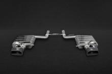 Выхлопная система Capristo для BMW F10 5-серия