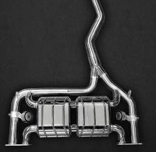 Выхлопная система Capristo для BMW F32 4-серия