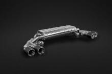 Выхлопная система Capristo для BMW M5 F90