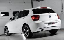 Выхлопная система Milltek для BMW F20 1-серия