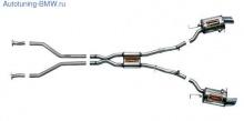 Выпускная система BMW E63 6-серия