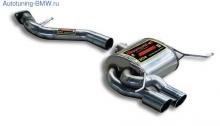 Выпускная система для BMW E82 1-серия