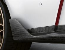 Задние элероны M Performance для BMW M4 G82