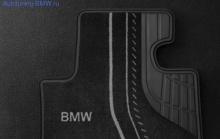 Задние ножные коврики для BMW F20 1-серия