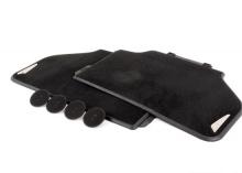 Текстильные ножные коврики для BMW X3 F25, задние