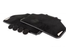 Велюровые ножные коврики для BMW X4 F26, задние