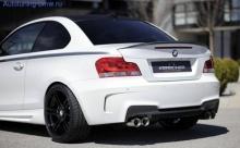 Задний бампер Kerscher для  BMW E82/E88 1-серия