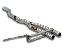 Задний пайпинг Supersprint для MINI F55