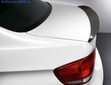 Карбоновый спойлер Performance для БМВ Е92 3-серия