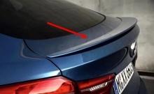 Задний спойлер для BMW X6 F16/X6M F86