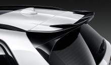 Задний спойлер M Performance для BMW X3M F97
