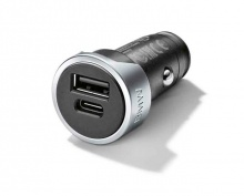 Зарядное устройство BMW с разъемом USB/Type-C