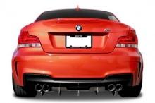 Диффузор Borla для BMW 1M (E82)