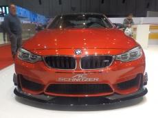 AC Schnitzer комплексный пакет тюнинга для BMW M4