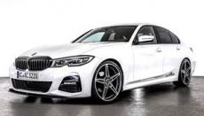 Тюнинг AC Schnitzer для BMW G20 3-серии.