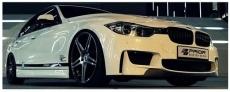 Аэродинамический обвес Prior Design для BMW F30