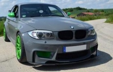 BMW 1M Coupe мощностью 500 л.с. от Laptime Performance