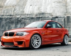 BMW 1M Precision Sport Industries