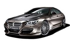 BMW F06 Gran Coupe от ателье Hamann